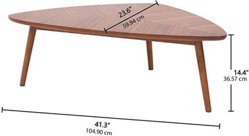 Tavolino Vintage Legno Rivet 3