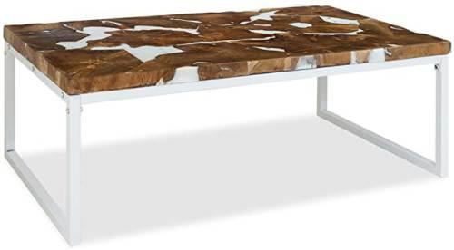 Tavolino Legno E Resina Tidyard 2