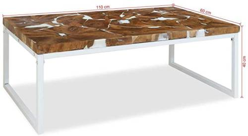Tavolino Legno E Resina Tidyard 4