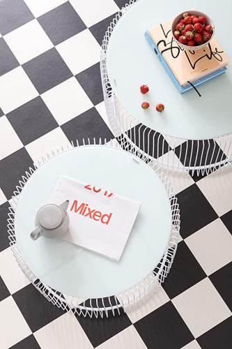 Tavolino Basso Rotondo Kare Design 3
