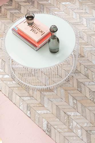 Tavolino Basso Rotondo Kare Design 6