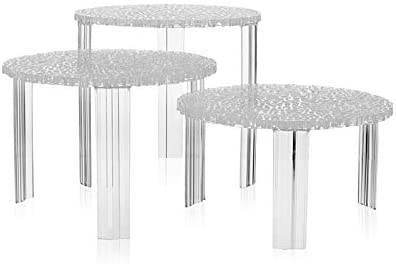 Tavolino Rotondo Di Design Kartell T Table 1