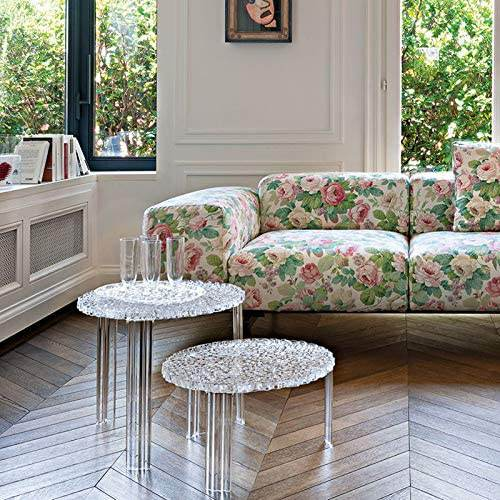 Tavolino Rotondo Di Design Kartell T Table 2