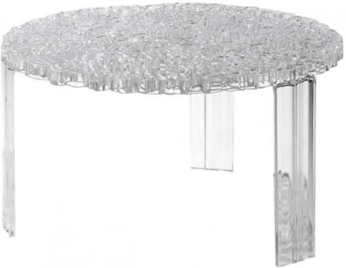 Tavolino Rotondo Di Design Kartell T Table 5