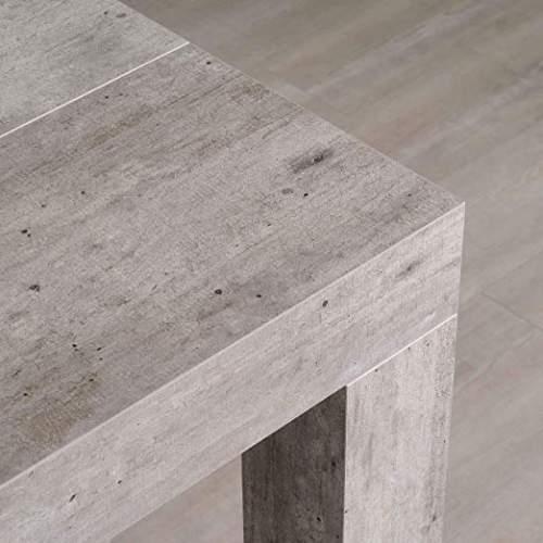 Consolle Allungabile Effetto Cemento Icreo Atena 3