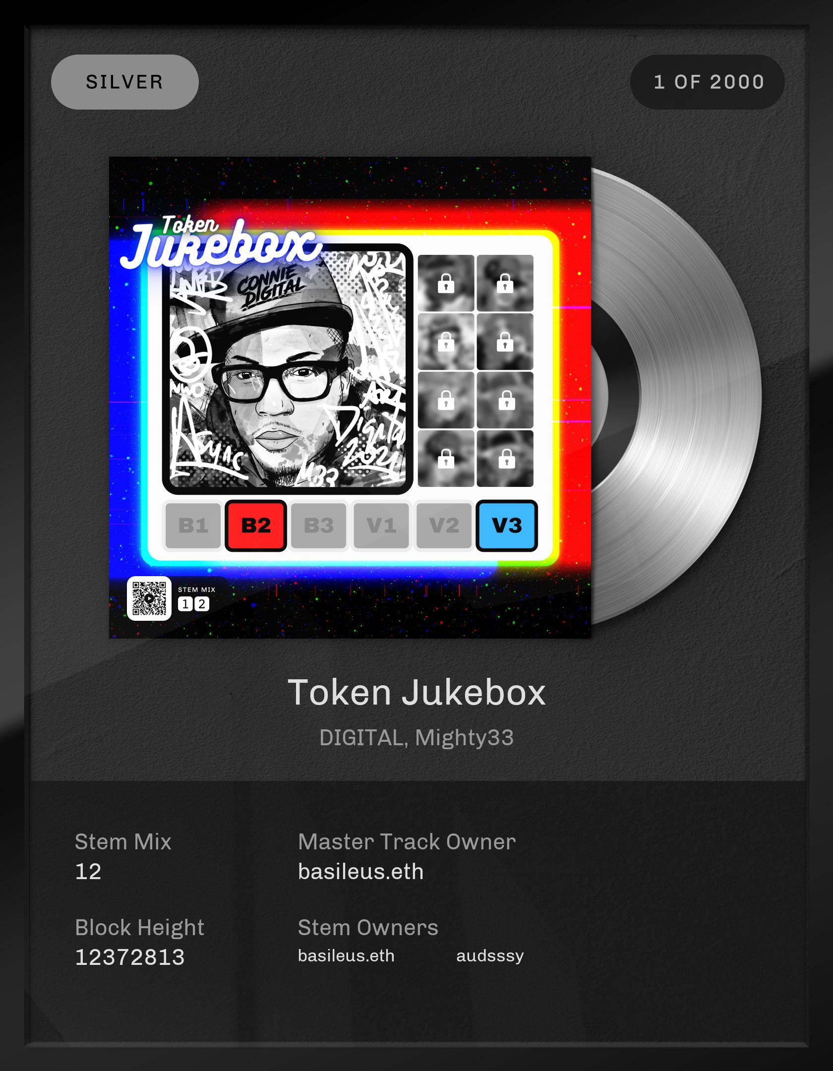 Token Jukebox