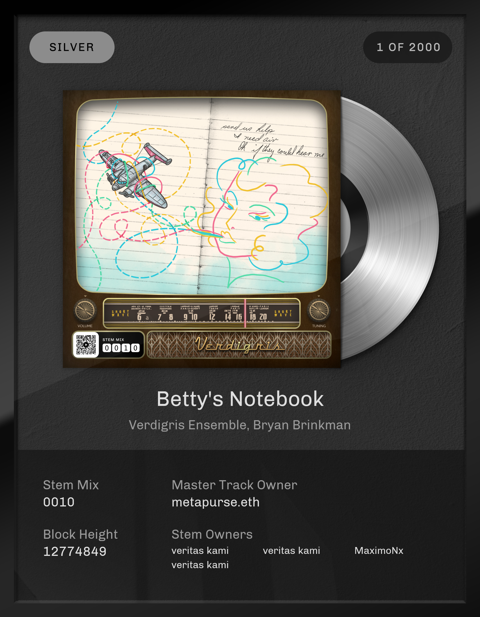 Betty's Notebook