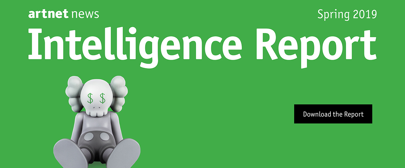 artnet Intelligence Report Spring 2019