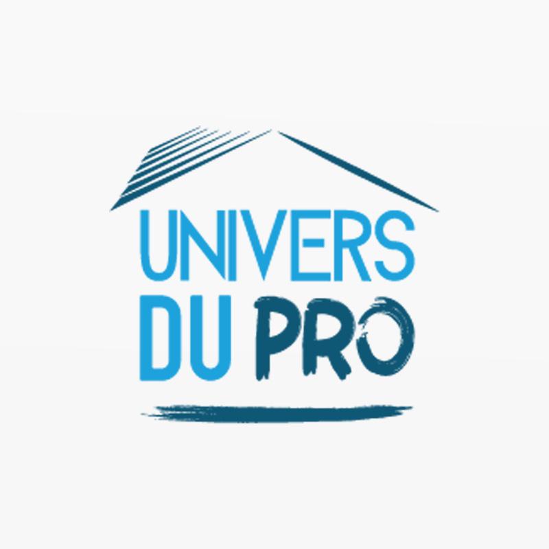 Site ecommerce Univers du Pro