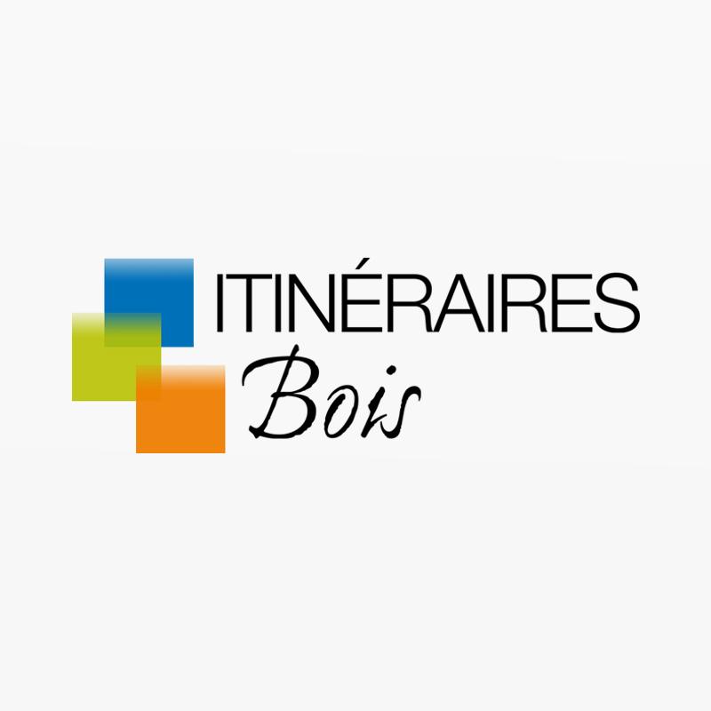 Site vitrine Itinéraires Bois