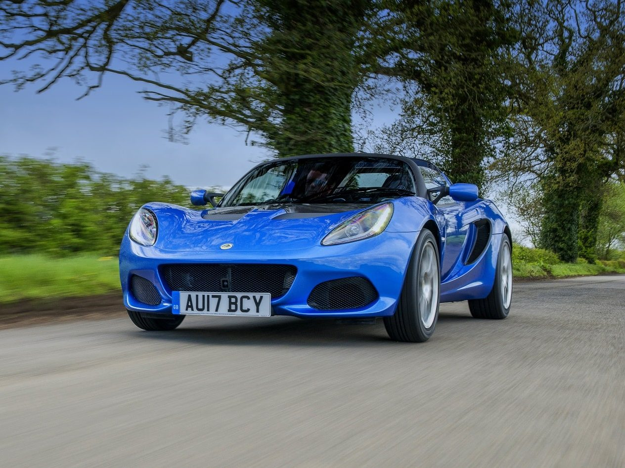 Lotus Elise Sport 220 - Bauden racing cars