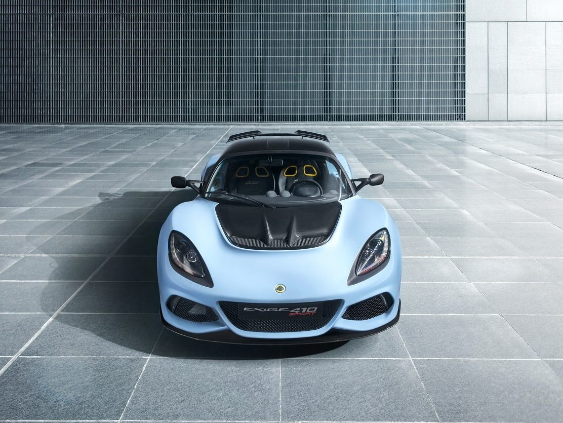 Lotus Exige Sport 410 - Bauden racing cars