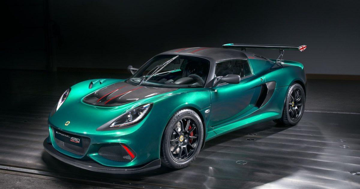 Lotus Exige 430 Cup - Bauden racing cars