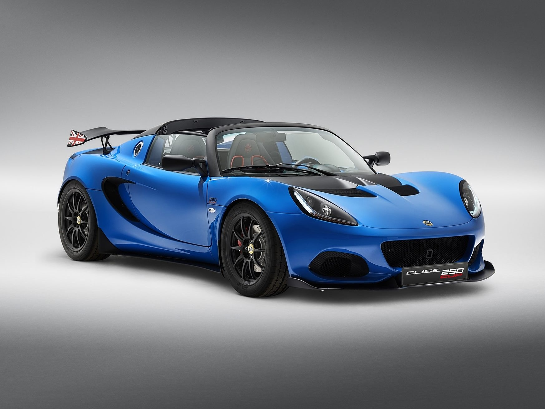 Lotus Elise Cup 250 - Bauden racing cars