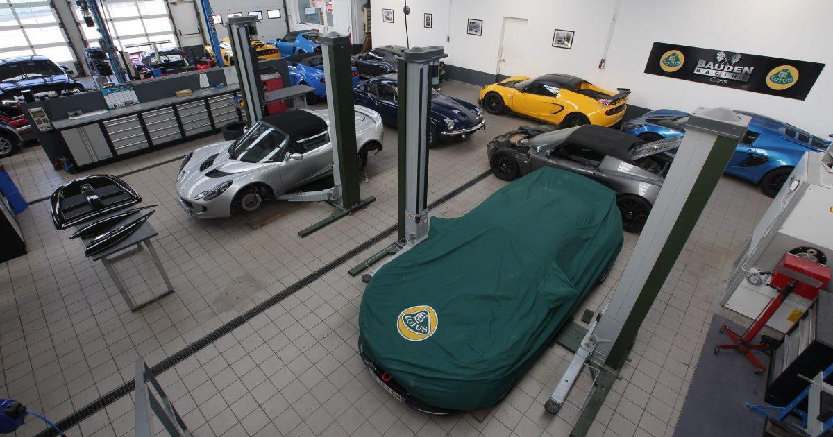 Garage Bauden