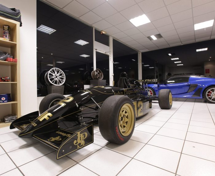 Bauden racing cars - Formule lotus