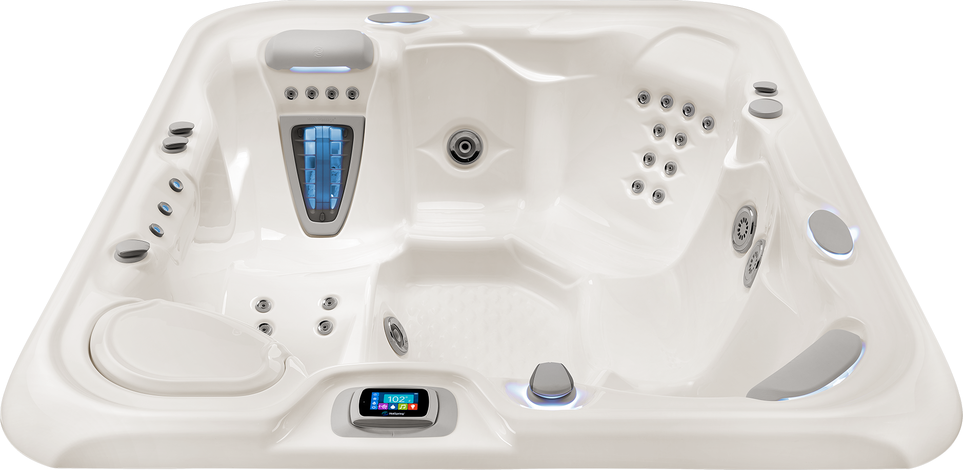 SOVEREIGN 6 PERSONNES HOT TUB