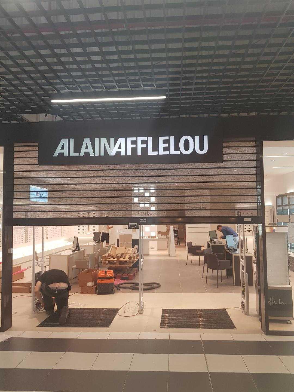 ENSEIGNE - ALAIN AFFLELOU - SAVOIE PUB