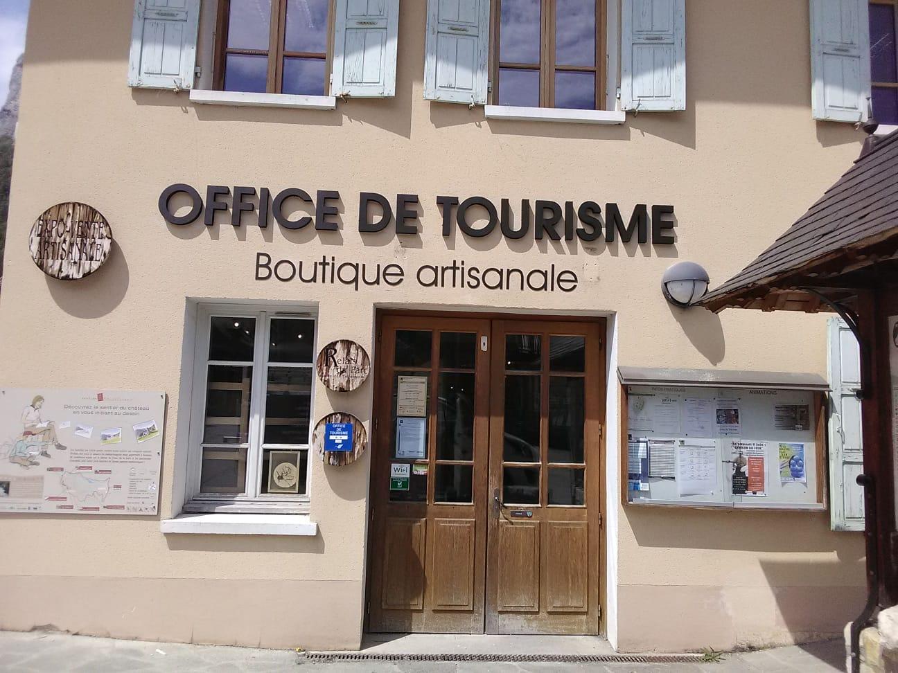 LETTRE BOITIER - OFFICE DU TOURISME - SAINT PEIRRE D'ENTREMONT - SAVOIE PUB (3)