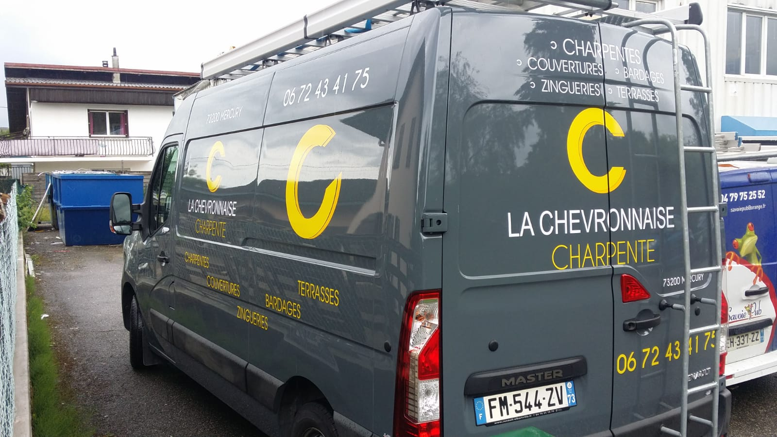 LA CHEVRONNAISE CHARPENTE (1)