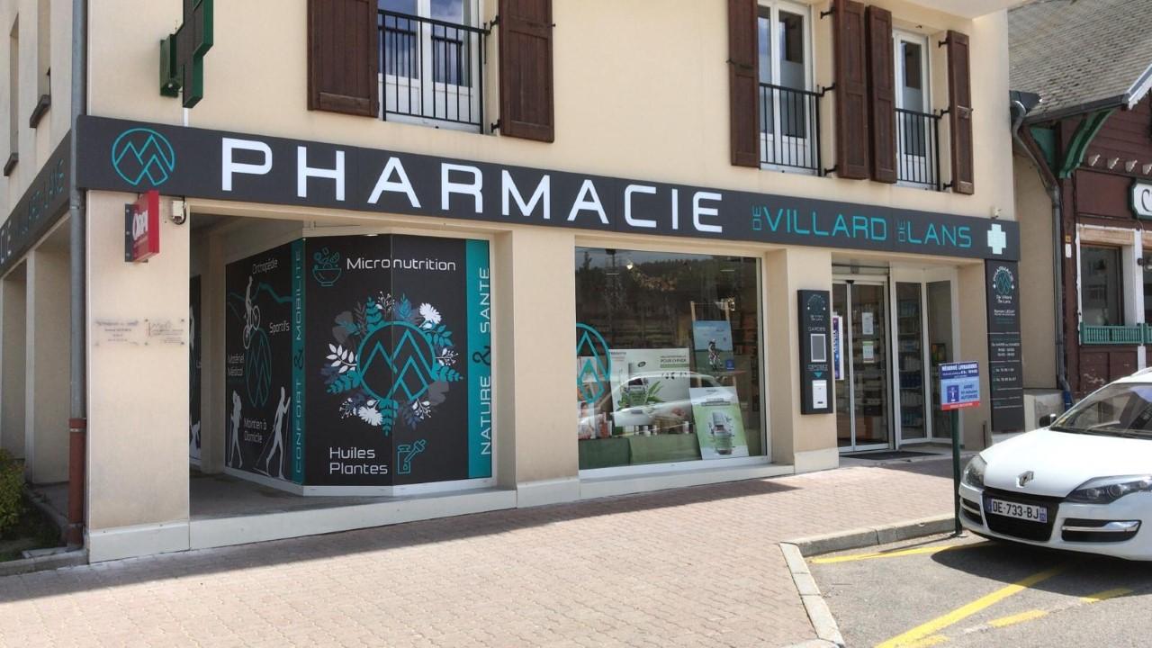 PHARMACIE VILLARD DE LANS