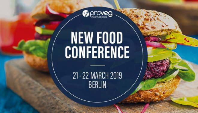 Logo New Food Conference