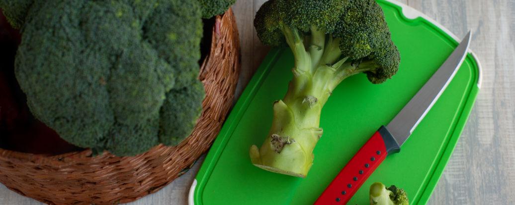 Zdrowsze gotowanie dzięki sztuczce brokułowej