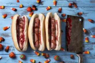 vegane Hotdogs