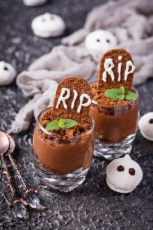 Halloween Pudding