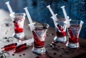Cocktail-Spritzen