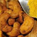 Curry-Cashews