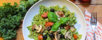 Grünkohl Pesto vegan