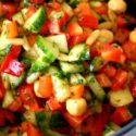 Israelischer Salat