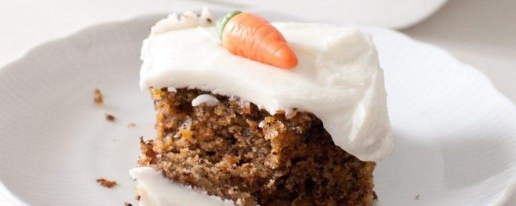 Karottenkuchen Vegan Taste Week