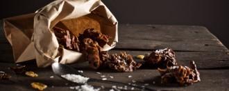 Kokos-Schoko-Crunchies