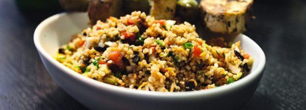 Tabouleh-Salat vegan