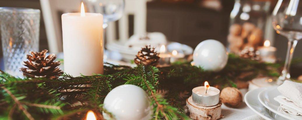 Besinnliche vegane Weihnachten