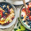 Vegane Frühstücksrezepte für jeden Tag