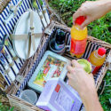 Raus ins Grüne! Tipps fürs vegane Picknick