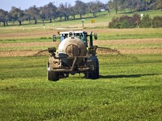 Gülle Traktor