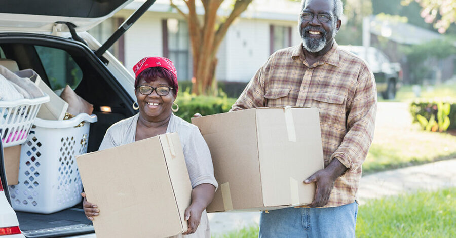 Checklist for Downsizing and Moving