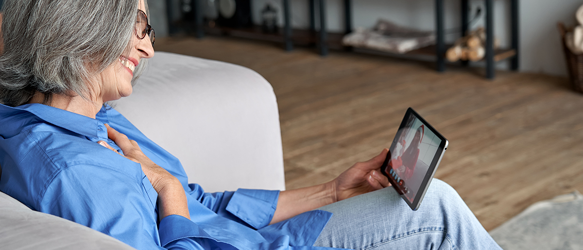 Using Technology To Help Your Aging Parents