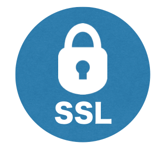 SSL暗号化通信を採用
