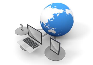 外出先でも必要な書類やデータにアクセス可能
