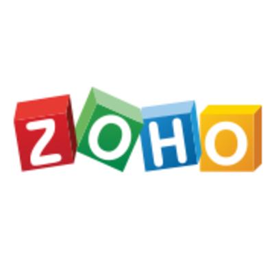 Zoho CRM_logo