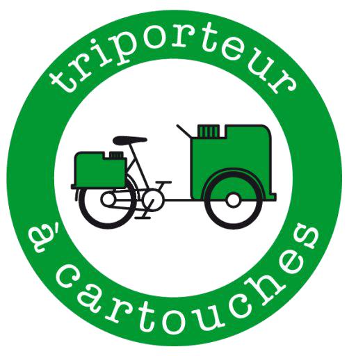 Recyclage déchets_TAC, Triporteur à Cartouches_background