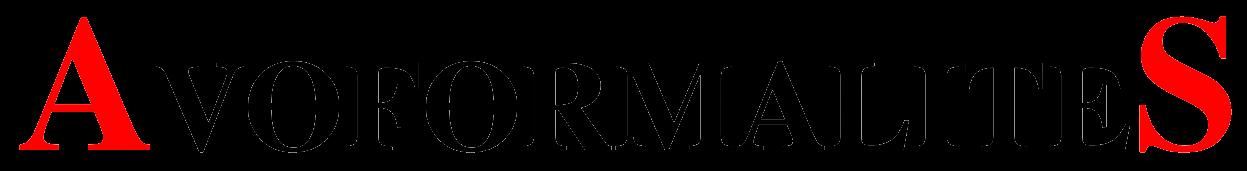 Avoformalités_logo