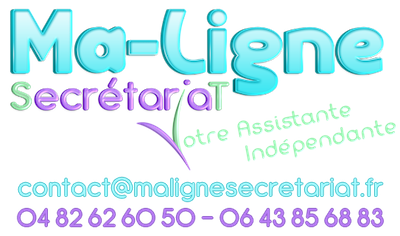 Télésecrétariat_Ma Ligne Secretariat_background