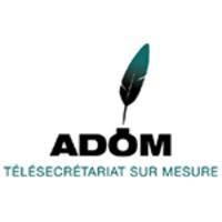 Télésecrétariat_Adom Secretariat_background