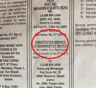 different modes of service of summons